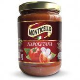 Salsa Napoletana Monticello / Frasco 400g
